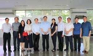 中車信融融資租賃有限公司承辦第十期總經理沙龍