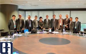 北京市租賃行業協會在西班牙与欧洲同行交流